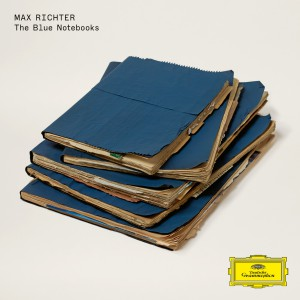 The Blue Notebooks Cover Max Richter