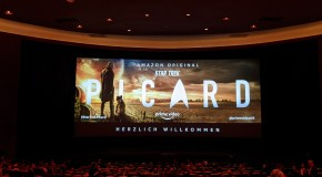 Star Trek Serie PICARD: Premiere mit Fanscreening und Cast in Berlin