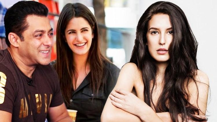 Salman Khan, Katrina, Katrina Kaif, Isabella Kaif, Isabella, Isabella in bollywood, king khan salman khan, bollywood
