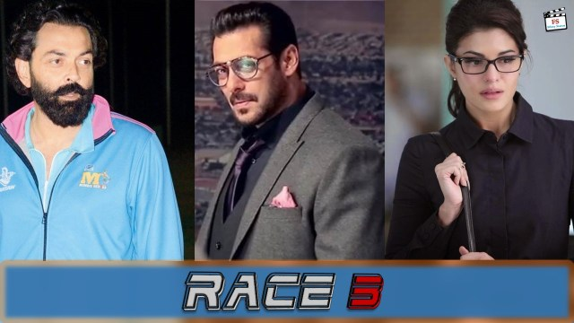 Salman Khan to Replace Saif Ali Khan in Race 3