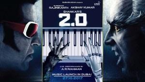 Robot 2.0 images, robot 2.0 release, robot 2.0 akshay kumar, robot 2.0 trailer release, robot 2.0 audio launch,