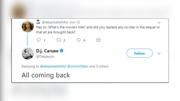 XXX Return of Xander Cage Sequel, DEEPIKA PADUKONE, Vin Diesel