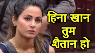 Bandagi Kalra Calls Hina Khan Evil in an Interview After Eviction