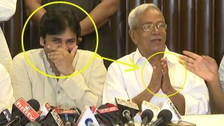 Pawan Kalyan Uncontrolled Laugh For Madhu Funny Words in Live Press Meet