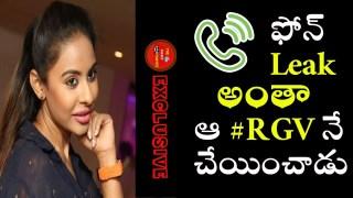 Tamanna leaks Sri reddy audio Tape About RGV On Pawan Kalyan issue