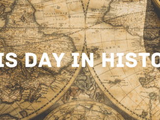 This Day in History - 3rd December