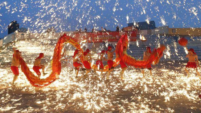 Niemiecki z newsów: Chinesisches Neujahr