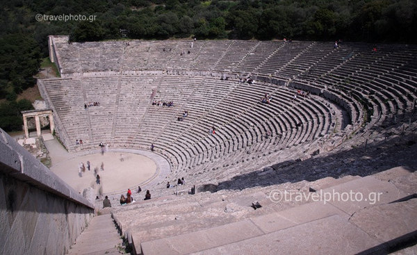 Το αρχαίο ελληνικό θέατρο-mind map