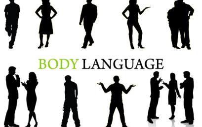 Μαθαίνοντας τη γλώσσα του σώματος