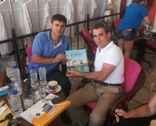 Περιοδεία Υπουργού Παιδείας και Θρησκευμάτων Ανδρέα Λοβέρδου στα ακριτικά νησιά
