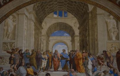 Διεθνές Μαθητικό Συνέδριο με τίτλο : «Η Σχολή του Αριστοτέλη – Από την Μίεζα στην Οικουμένη»
