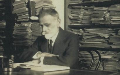 Κυκλοφόρησε ο πρώτος τόμος της νέας έκδοσης των Απάντων του Κ. Παλαμά