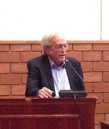 Χαιρετισμός του Υπουργού Παιδείας σε συνέδριο με τίτλο «Ζιλ Ντελέζ και Φελίξ Γκουατταρί: Επωδοί Ελευθερίας»