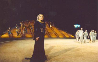 Οι δύο είσοδοι της Βασίλισσας στους «Πέρσες» του Αισχύλου