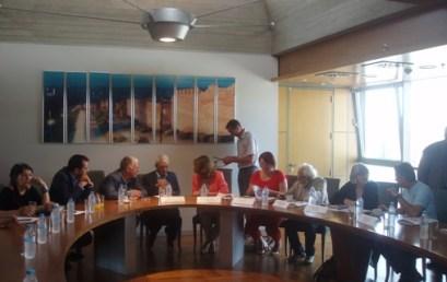 Συνάντηση Δημάρχου Θεσσαλονίκης με Ευρωβουλευτές – μέλη της Επιτροπής Πολιτισμού και Παιδείας του Ευρωπαϊκού Κοινοβουλίου