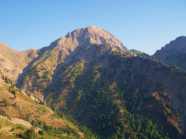 Τα Ψηλά Βουνά: ένα βιβλίο θησαυρός