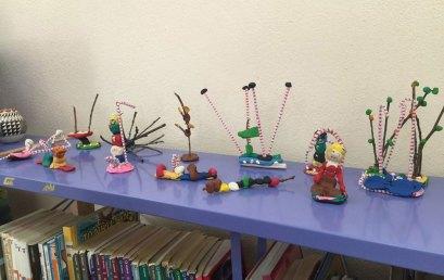 Γνώση, δημιουργικότητα και φαντασία στη Δημοτική Βιβλιοθήκη Κατερίνης