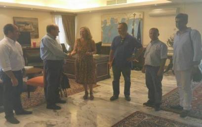 Σε θερμό κλίμα η συνάντηση του Προεδρείου ΟΙΕΛΕ με την Υπουργό Παιδείας