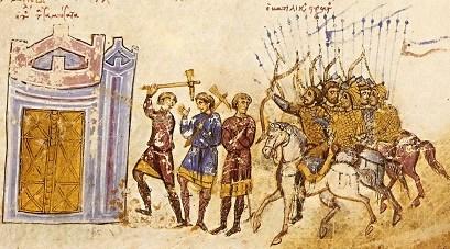 Διδακτικό σενάριο:Η στρατιωτικοποίηση της βυζαντινής κοινωνίας