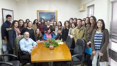 24 Κρήτες μαθητές Ευρωβουλευτές για μια ημέρα
