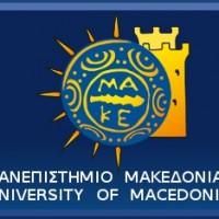 university makedonias