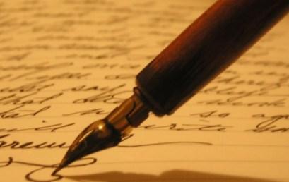 Γράφω για τους «αρρώστους»…