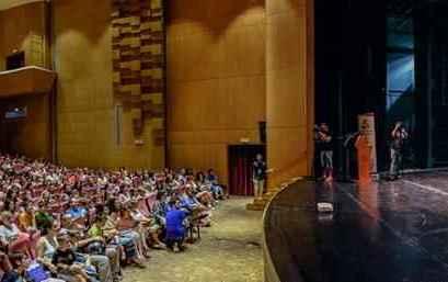 Πρωτοπόρο το Διεπιστημονικό Κέντρο Ηπείρου, με μία σπουδαία εκδήλωση με προσκεκλημένο τον Ευγένιο Τριβιζά