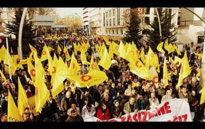 Αλληλεγγύη τώρα στους Τούρκους εκπαιδευτικούς