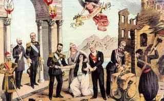 Οι εξελίξεις στο Κρητικό Ζήτηµα κατά το β΄ µισό του 19ου αιώνα και η πόλη του Ηρακλείου