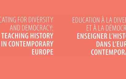 Συνέδριο «Εκπαιδεύοντας για τη διαφορετικότητα και τη δημοκρατία: διδάσκοντας ιστορία στη σύγχρονη Ευρώπη»