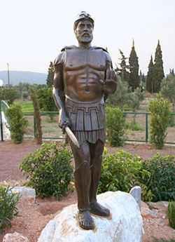 Μιλτιάδης, ο σωτήρας της Ελλάδας και της Ευρώπης-Γενεαλογία Φιλαϊδών
