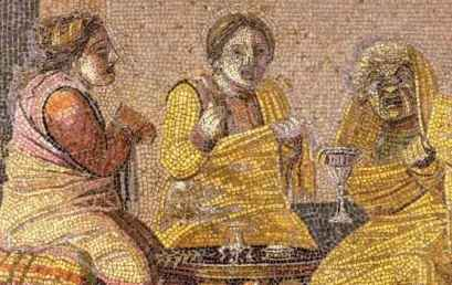 Ανοιχτή Διάλεξη: Λευκή και μαύρη μαγεία στη Ρώμη