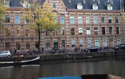 Έδρα Νεοελληνικών Σπουδών Μαριλένας Λασκαρίδη στο Πανεπιστήμιο του Amsterdam