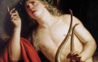 Ορφέας και ορφική λογοτεχνία