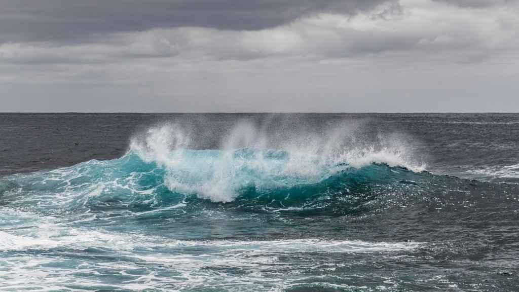 Μία σταγόνα στον ωκεανό…