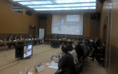 Ο Υπουργός Παιδείας, Έρευνας και Θρησκευμάτων Κώστας Γαβρόγλου στη Σύνοδο Πρυτάνεων