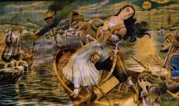 Ο διαμελισμός της Σουζανίτας(ή τα βάσανα μιας αριστευσάσης κόρης στις πανελλαδικές)