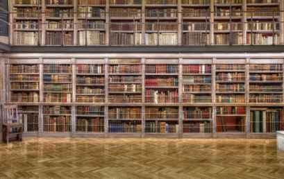 Ίδρυμα Αικ. Λασκαρίδη:Νέες προσκτήσεις της Ιστορικής Βιβλιοθήκης: Η βιβλιοθήκη του εφευρέτη Rudolf E. Kalman