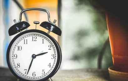 Η αξία του χρόνου