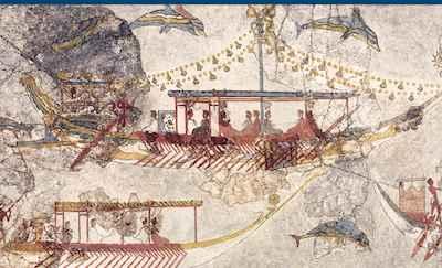 Εορταστικές εκδηλώσεις: «Κνωσός, Ηράκλειον, Χάνδακας: με το βλέμμα στη θάλασσα» από το Αρχαιολογικό Μουσείο Ηρακλείου