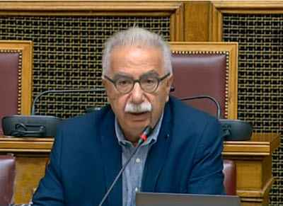 Συνέντευξη του Κώστα Γαβρόγλου στο ρ/σ ΑΠΕ-ΜΠΕ