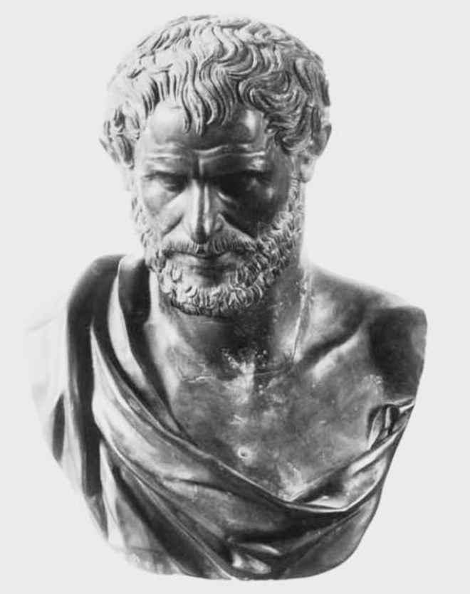 Πέντε σελίδες της προσωκρατικής φιλοσοφίας: Δημόκριτος