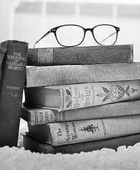Βιβλία μου, τι θα έκανα χωρίς εσάς…