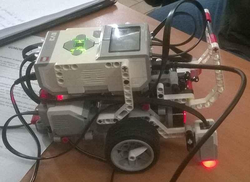 1ος Πανελλήνιος Διαγωνισμός Εκπαιδευτικής Ρομποτικής & Physical Computing Ανοιχτών Τεχνολογιών