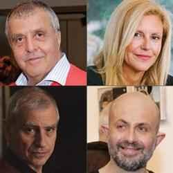 Συναντήσεις Απρόβλεπτες | Σωτήρης Φέλιος, Μαρία Φιλοπούλου, Στέφανος Δασκαλάκης, Εμμανουήλ Μπιτσάκης
