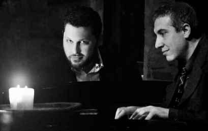 IANOS:Δαυίδ Ναχμίας & Μπάμπης Βελισσάριος | «Κανσονέτες»
