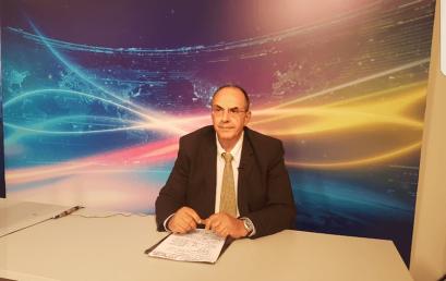 Συνέντευξη Δρ Πολύβιου Πρόδρομου στο Best tv achaia για το νέο σύστημα των Πανελλαδικών στα ΕΠΑΛ