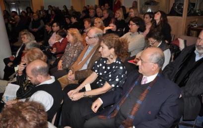 Απονομή βραβείων 2018 της Εταιρείας Συγγραφέων