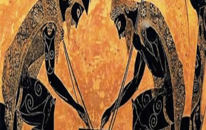 Ποιον θα επέλεγες μεταξύ του Αίαντα και του Οδυσσέα;