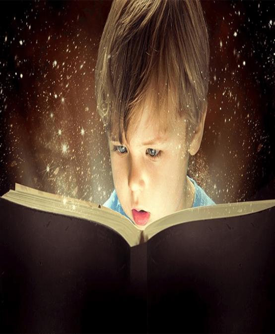 «Μου αρέσει ο εαυτός μου όταν διαβάζω»